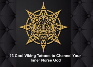 13 Cool Viking Tattoos to Channel Your Inner Norse God