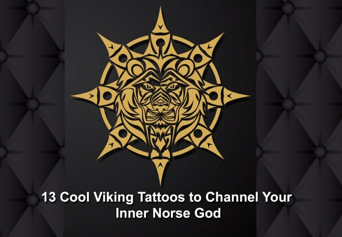 Viking and Nordic Tattoos