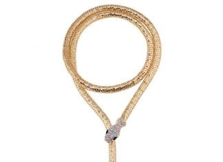 Flexible Bendable Gold Snake Necklace Review