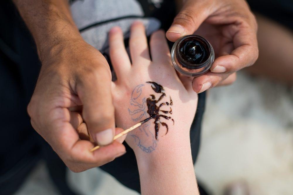 Stick n Poke tattoos