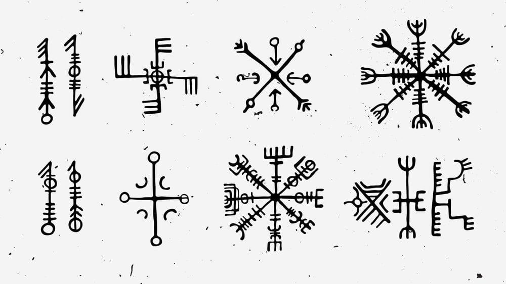 Icelandic and Norwegian designs