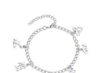XOCON Angelic Power Rune Symbols Bracelet Review
