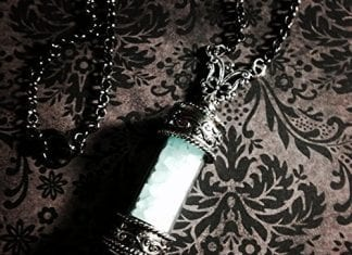 Witchlight Sand Lantern Angel Grace Necklace Review