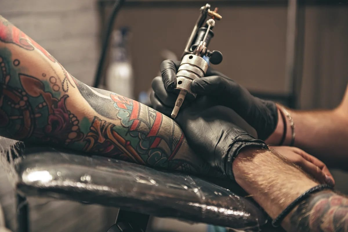Beginner tattoo guns